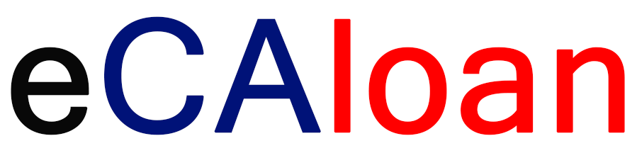 eCAloan - Online Loans in CA